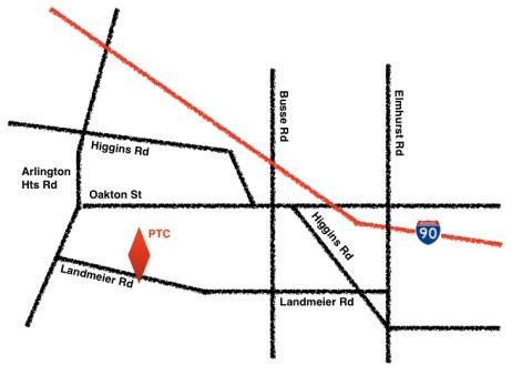 PTC map